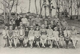 Cedar Hill School, grades 4 and 5, 1929