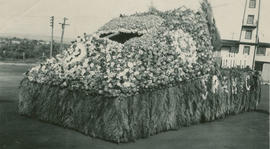 Saanich May Day Float, 1954
