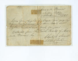 Birth certificate for Jessie Goar [Irvine]