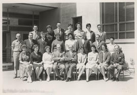 Staff, Gordon Head Junior High School, 1963