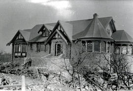 Kitchen house, 1227 Tattersall (now 3577 McInnis Rise)