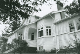 5071 West Saanich Road, Dominion Astrophysical Observatory, residence building, 1990