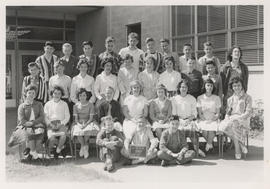 Gordon Head Junior High School class, 1963, Div. 15