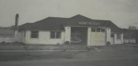Saanich Fire Station No. 3 with 1940 La France, Shelbourne Street