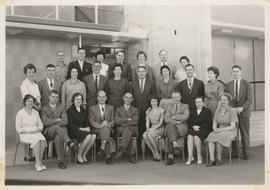 Staff, Gordon Head Junior High School, 1962