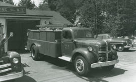 Saanich Fire Hall No. 2, Hamsterly Road