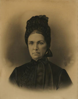 Mary Touet, wife of Philip Wesley Touet, Sr.