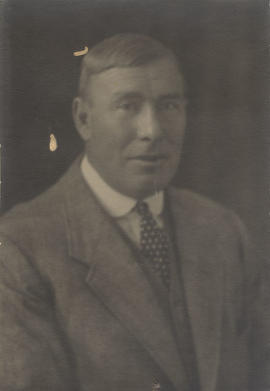 Portrait of John Graham Graham