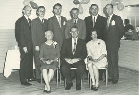 1968 Executive of Gordon Head Mutual Improvement Society