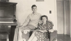 Robert John Martelli and Mildred Penson