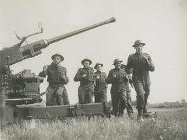 Anti-aircraft unit