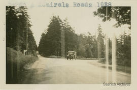 Gorge and Admirals Roads, 1928