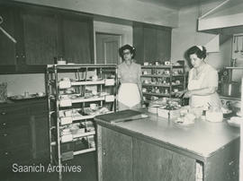 Oak Lodge Private Hospital kitchen
