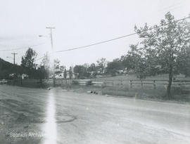 Farm land on Shelbourne Street, 1976