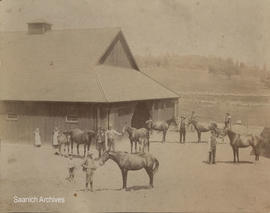Broadmead farm, 1893