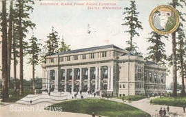 Auditorium, Alaska-Yukon-Pacific Exposition, Seattle, Washington