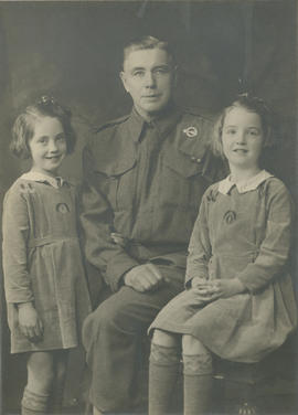 Albert Henry Todd in Scotland, WWII