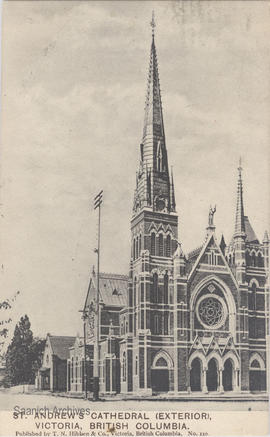 St. Andrew's Cathedral, Victoria