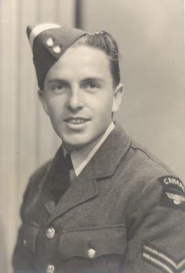 Pilot Officer Leslie George Kellow