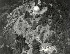 Aerial view of the Dominion Astrophysical Observatory
