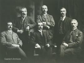 Reeve and Council 1908