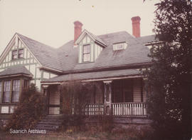 Rogers family house on Agnes Street
