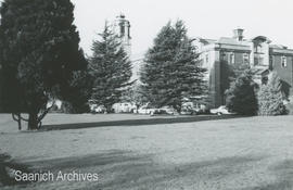 Lansdowne campus, Young Building, [University of Victoria Collection]