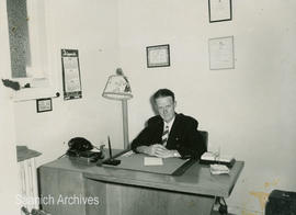 Mr. S. Janes, Owner and Administrator, Oak Lodge Private Hospital