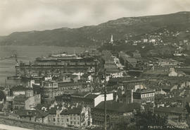 Postcard of Trieste, Italy