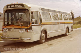 #28 Majestic bus