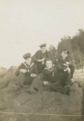 Group of sailors