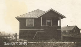 Home of Reginald and Bernice Chave on Saanich Road near Douglas Street