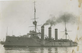 HMS Cumberland (The College Cruiser)